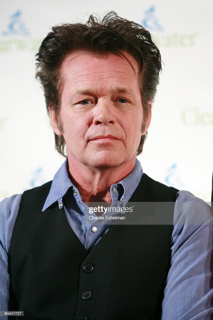Singer/songwriter John Mellencamp attends the Clearwater Benefit Concert Celebrating Pete Seeger's 90th Birthday at Madison Square Garden on May 3, 2009 in New York City.