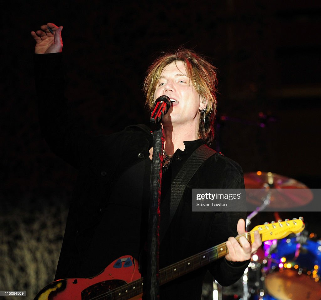 Singer/songwriter John Rzeznik of the Goo Goo Dolls performs at the Couture Las Vegas Jewely Show at Wynn Las Vegas on June 2, 2011 in Las Vegas, Nevada.