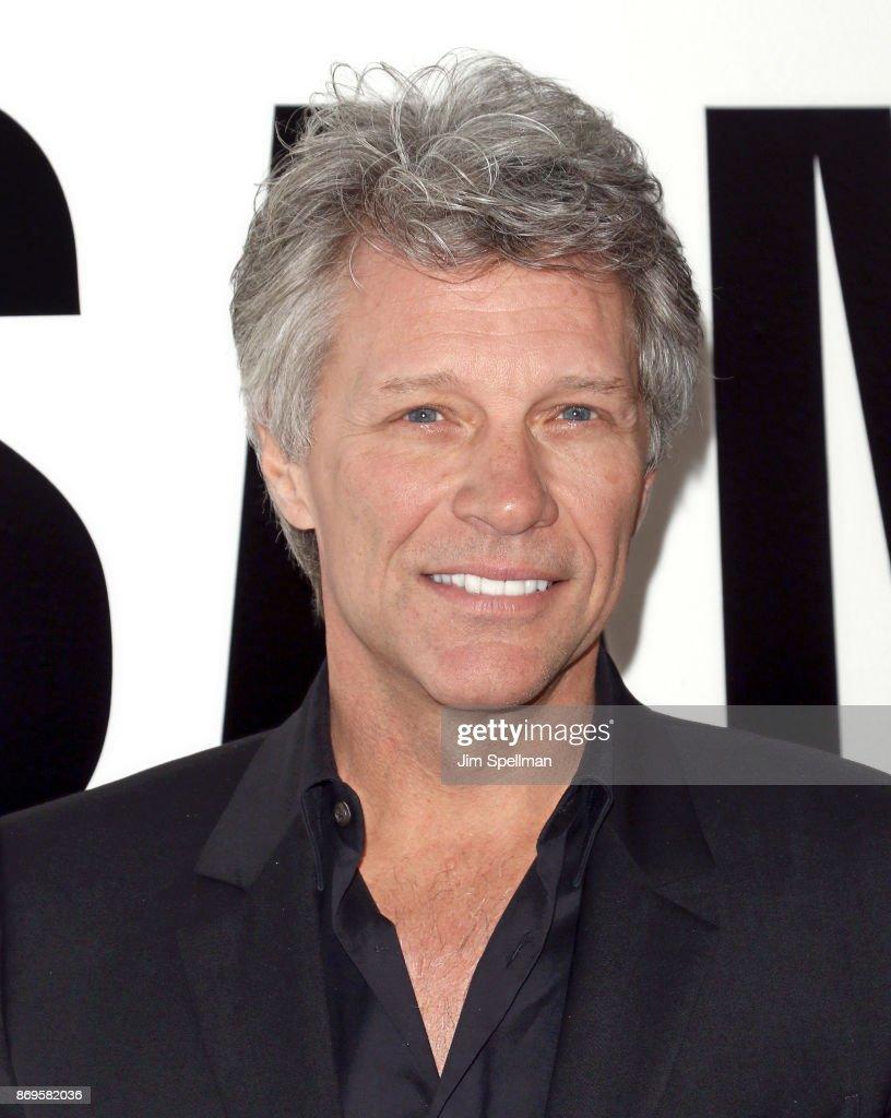 Singer/songwriter Jon Bon Jovi attends the 2017 Samsung Charity Gala at Skylight Clarkson Sq on November 2, 2017 in New York City.