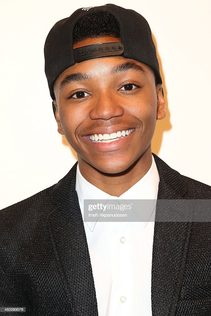 Singer/songwriter Josh Levi attends a ZTPR Agency Summer Soiree at Gallerie Sparta on July 12, 2014 in West Hollywood, California.
