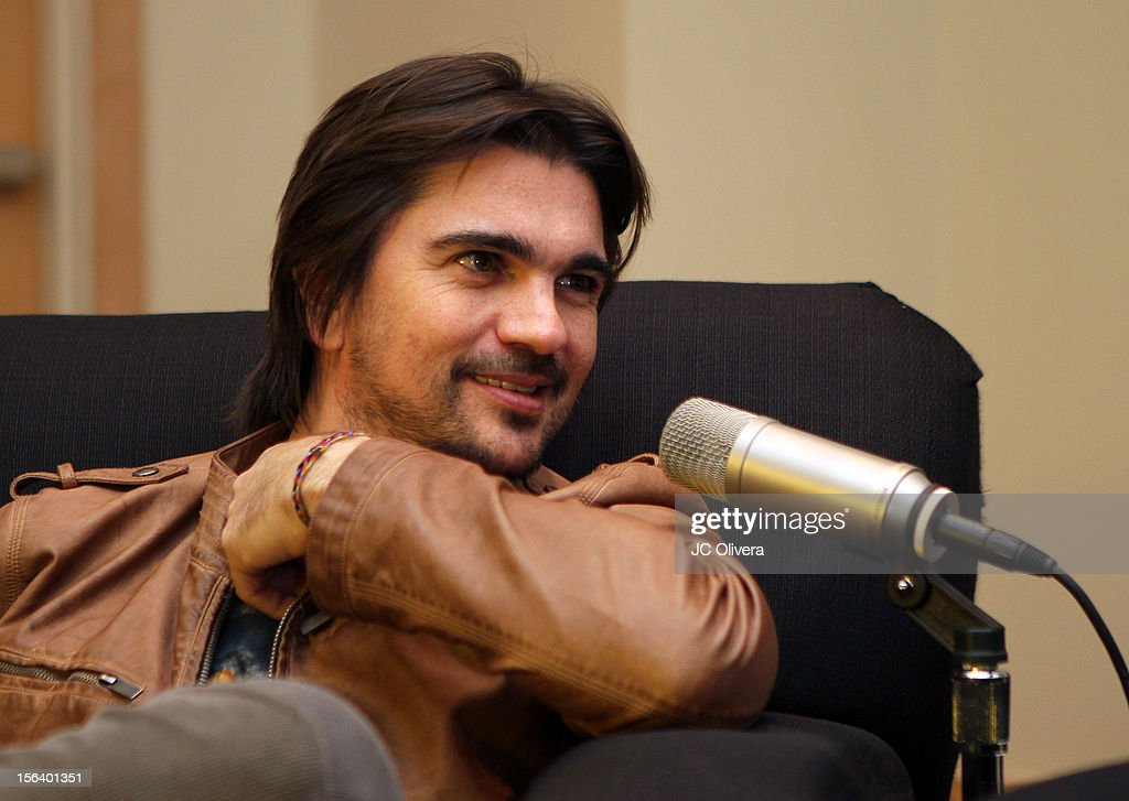 Singer/songwriter Juanes attends the 13th annual Latin GRAMMY Awards Univision Radio Remotes held at the Mandalay Bay Events Center on November 14, 2012 in Las Vegas, Nevada.