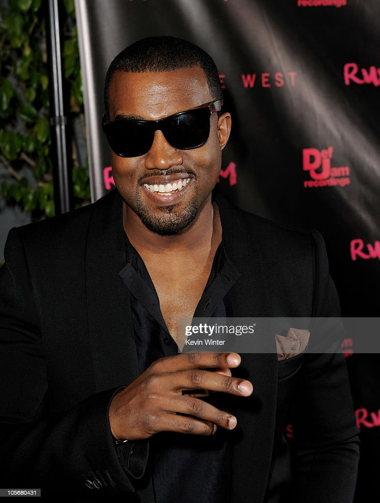 Singer/songwriter <a gi-track='captionPersonalityLinkClicked' href=/galleries/search?phrase=Kanye+West+-+Musician&family=editorial&specificpeople=201803 ng-click='$event.stopPropagation()'>Kanye West</a> arrives at the premiere of 'Runaway' at the Harmony Gold Preview House on October 18, 2010 in Los Angeles, California.