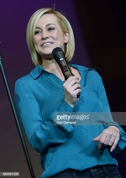 Singer/Songwriter Kellie Pickler performs during Lipscomb University's Copperweld Charlie Daniels' Scholarship for Heroes event at Allen Arena...