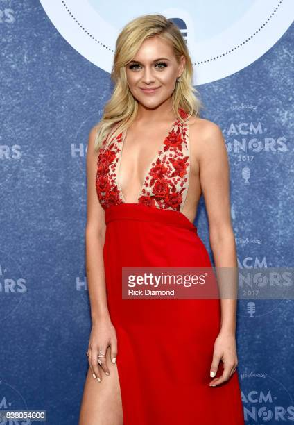 Singersongwriter Kelsea Ballerini attends the 11th Annual ACM Honors at the Ryman Auditorium on August 23 2017 in Nashville Tennessee