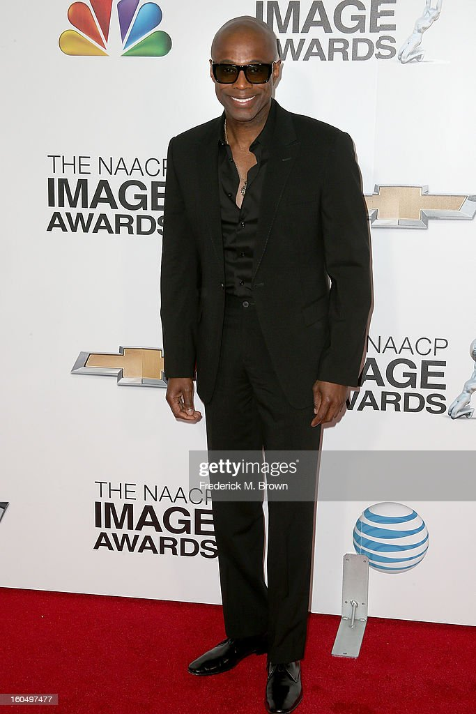 Singer/songwriter Kem attends the 44th NAACP Image Awards at The Shrine Auditorium on February 1, 2013 in Los Angeles, California.