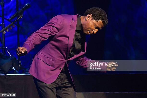 Singersongwriter Kenny 'Babyface' Edmonds performs in concert at ACL Live on June 30 2016 in Austin Texas