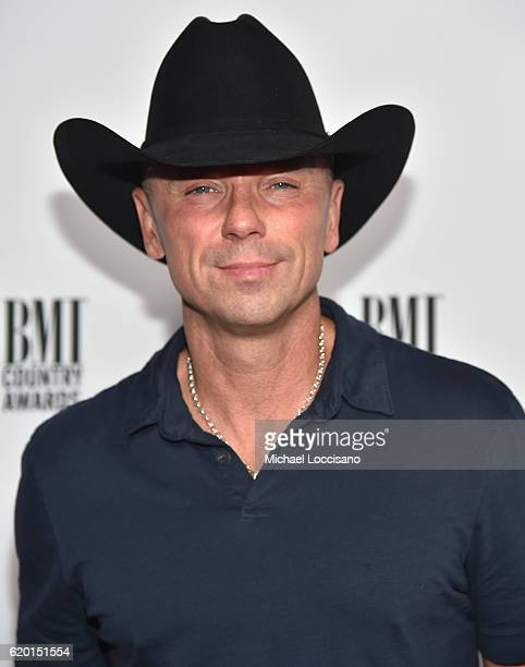 Singersongwriter Kenny Chesney attends the 64th Annual BMI Country awards on November 1 2016 in Nashville Tennessee