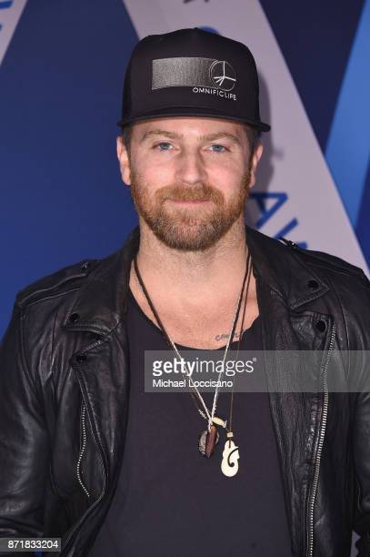 Singersongwriter Kip Moore attends the 51st annual CMA Awards at the Bridgestone Arena on November 8 2017 in Nashville Tennessee