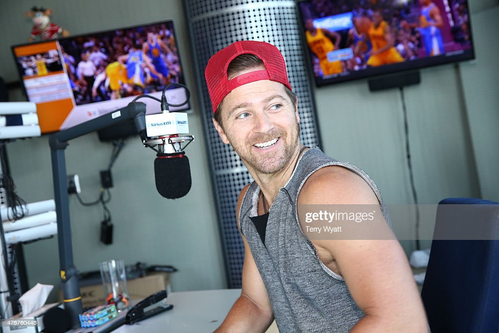 Celebrities Visit SiriusXM Studios Nashville - June 11, 2015