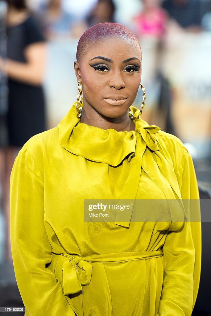 Singer-Songwriter Laura Mvula peforms on NBC's 'Today' at NBC's TODAY Show on September 4, 2013 in New York City.