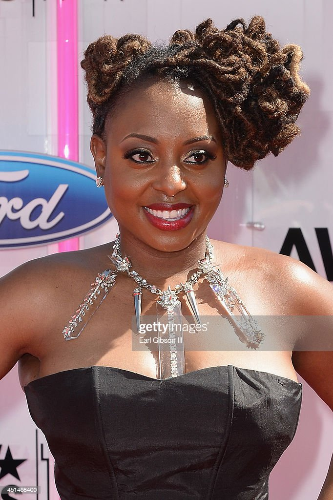 Singer-songwriter Ledisi attends the BET AWARDS '14 at Nokia Theatre L.A. LIVE on June 29, 2014 in Los Angeles, California.