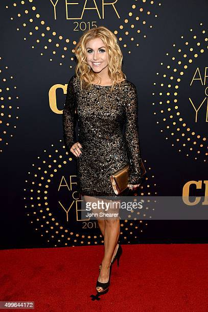 Singersongwriter Lindsay Ell attends the 2015 'CMT Artists of the Year' at Schermerhorn Symphony Center on December 2 2015 in Nashville Tennessee