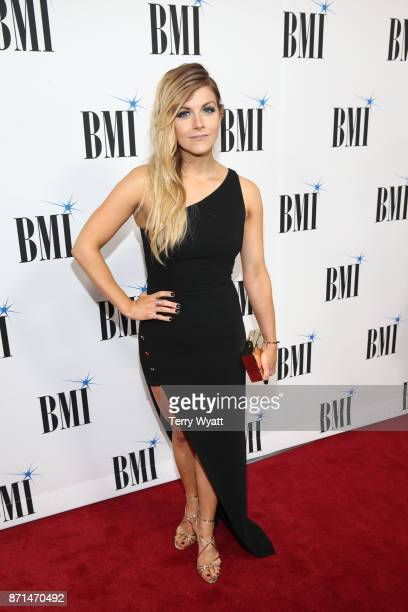 Singersongwriter Lindsay Ell attends the 65th Annual BMI Country awards on November 7 2017 in Nashville Tennessee