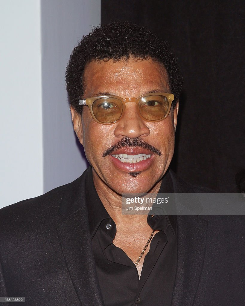 Singer/songwriter <a gi-track='captionPersonalityLinkClicked' href=/galleries/search?phrase=Lionel+Richie&family=editorial&specificpeople=204139 ng-click='$event.stopPropagation()'>Lionel Richie</a> attends the Topshop Topman New York City Flagship Opening Dinner at Grand Central Terminal on November 4, 2014 in New York City.