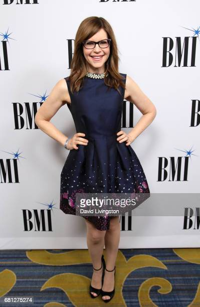 Singersongwriter Lisa Loeb attends the 65th Annual BMI Pop Awards at the Beverly Wilshire Four Seasons Hotel on May 9 2017 in Beverly Hills California