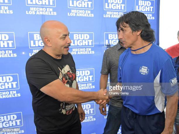 Singersongwriter Lupillo Rivera and Mexican soccer player Jose Guadalupe 'Lupillo' Castaneda partnered with the brand that's famous among friends to...
