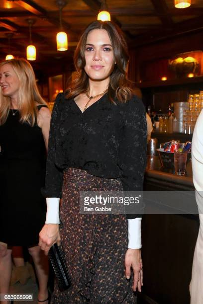Singersongwriter Mandy Moore attends the Gersh Upfronts Party at The Jane Hotel on May 16 2017 in New York City