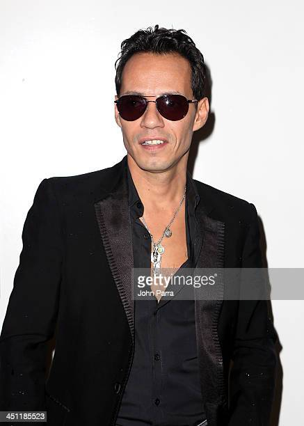 Singer/songwriter Marc Anthony attends The 14th Annual Latin GRAMMY Awards at the Mandalay Bay Events Center on November 21 2013 in Las Vegas Nevada