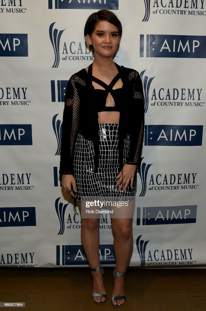 Singer-songwriter Maren Morris attends the 2017 AIMP Nashville Awards on May 8, 2017 in Nashville, Tennessee.