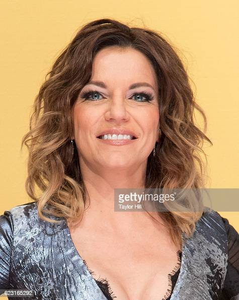 Singersongwriter Martina McBride attends the 50th annual CMA Awards at the Bridgestone Arena on November 2 2016 in Nashville Tennessee