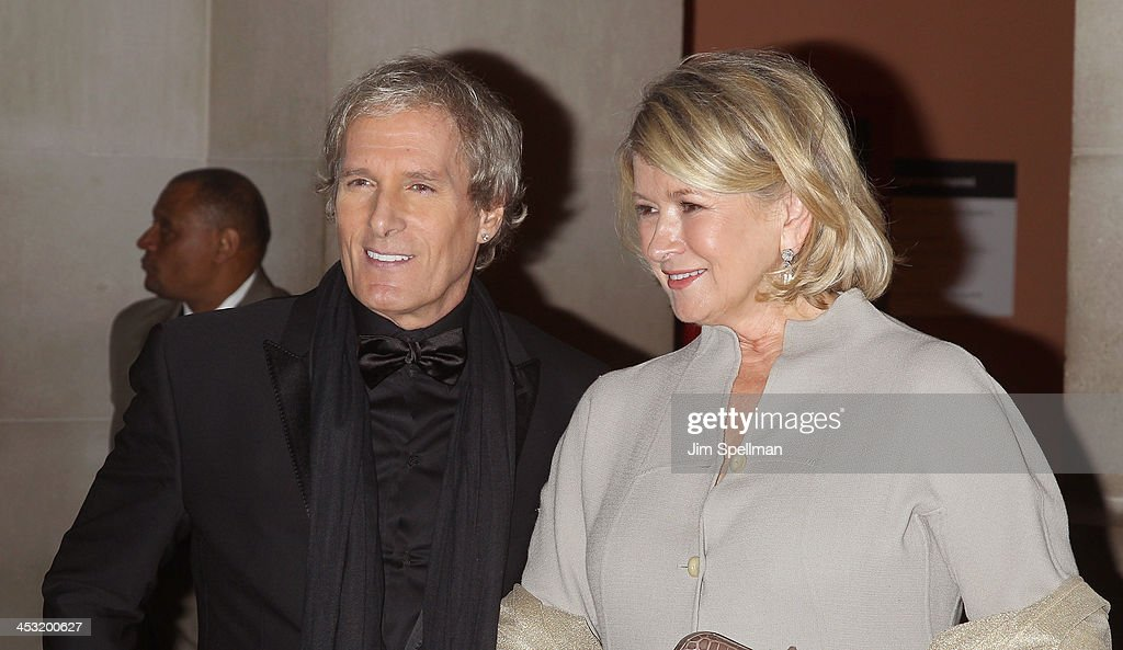Singer/songwriter <a gi-track='captionPersonalityLinkClicked' href=/galleries/search?phrase=Michael+Bolton&family=editorial&specificpeople=208230 ng-click='$event.stopPropagation()'>Michael Bolton</a> and <a gi-track='captionPersonalityLinkClicked' href=/galleries/search?phrase=Martha+Stewart&family=editorial&specificpeople=202905 ng-click='$event.stopPropagation()'>Martha Stewart</a> attend the 2013 Winter Ball For Autism the at Metropolitan Museum of Art on December 2, 2013 in New York City.