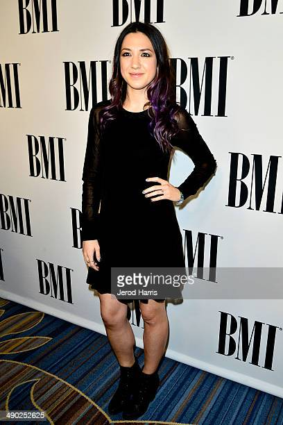 Singer/songwriter Michelle Branch attends the 62nd Annual BMI Pop Awards at Regent Beverly Wilshire Hotel on May 13 2014 in Beverly Hills California