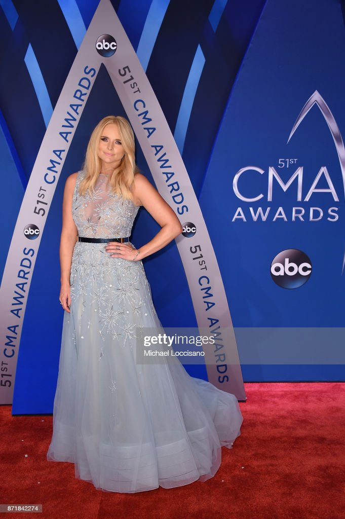Singer-songwriter Miranda Lambert attends the 51st annual CMA Awards at the Bridgestone Arena on November 8, 2017 in Nashville, Tennessee.