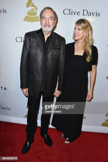 Singersongwriter Neil Diamond and Katie McNeil attend PreGRAMMY Gala and Salute to Industry Icons Honoring Debra Lee at The Beverly Hilton on...