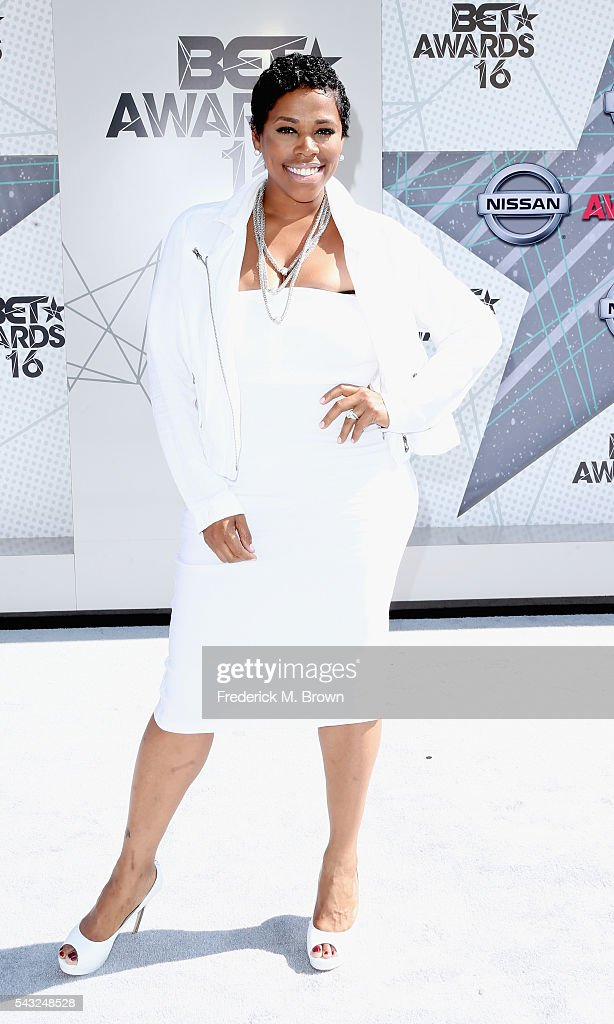 Singer-songwriter Nicci Gilbert attends the 2016 BET Awards at the Microsoft Theater on June 26, 2016 in Los Angeles, California.