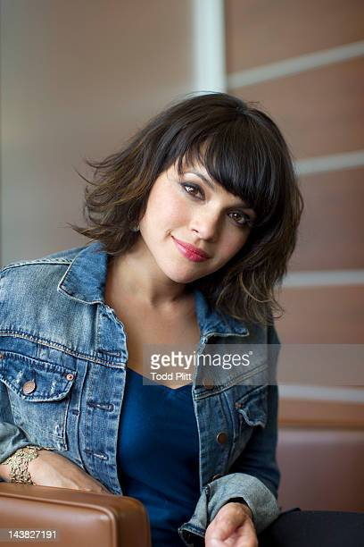 Singer/songwriter Norah Jones is photographed for USA Today on May 1 2012 in New York City