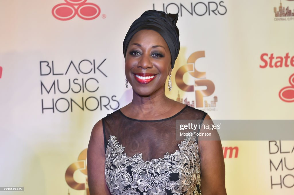 Singer-songwriter Oleta Adams arrives at the 2017 Black Music Honors at Tennessee Performing Arts Center on August 18, 2017 in Nashville, Tennessee.