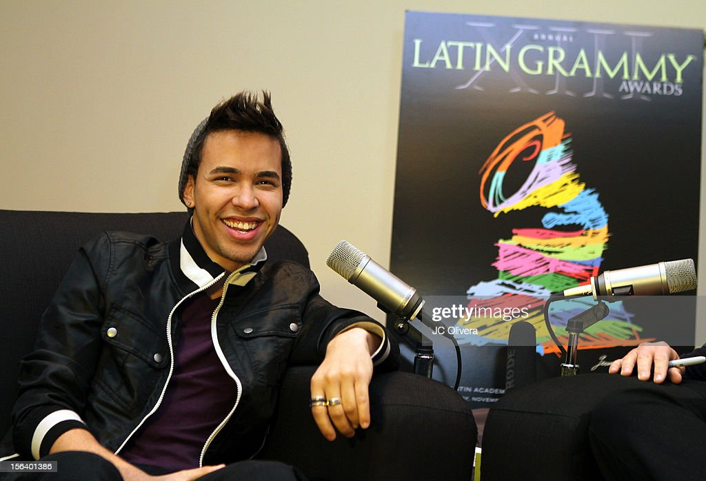 Singer/songwriter Prince Royce attends the 13th annual Latin GRAMMY Awards Univision Radio Remotes held at the Mandalay Bay Events Center on November 14, 2012 in Las Vegas, Nevada.