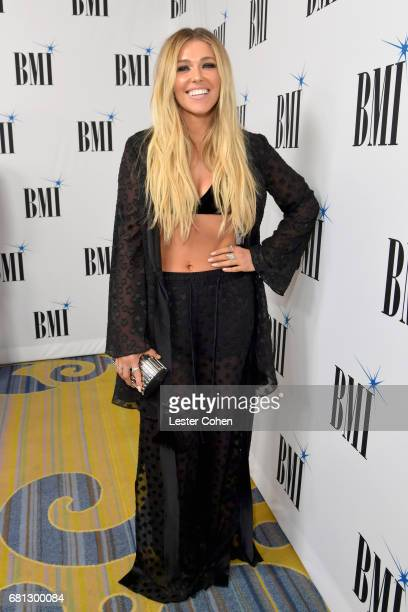 Singersongwriter Rachel Platten at the Broadcast Music Inc honors Barry Manilow at the 65th Annual BMI Pop Awards on May 9 2017 in Los Angeles...