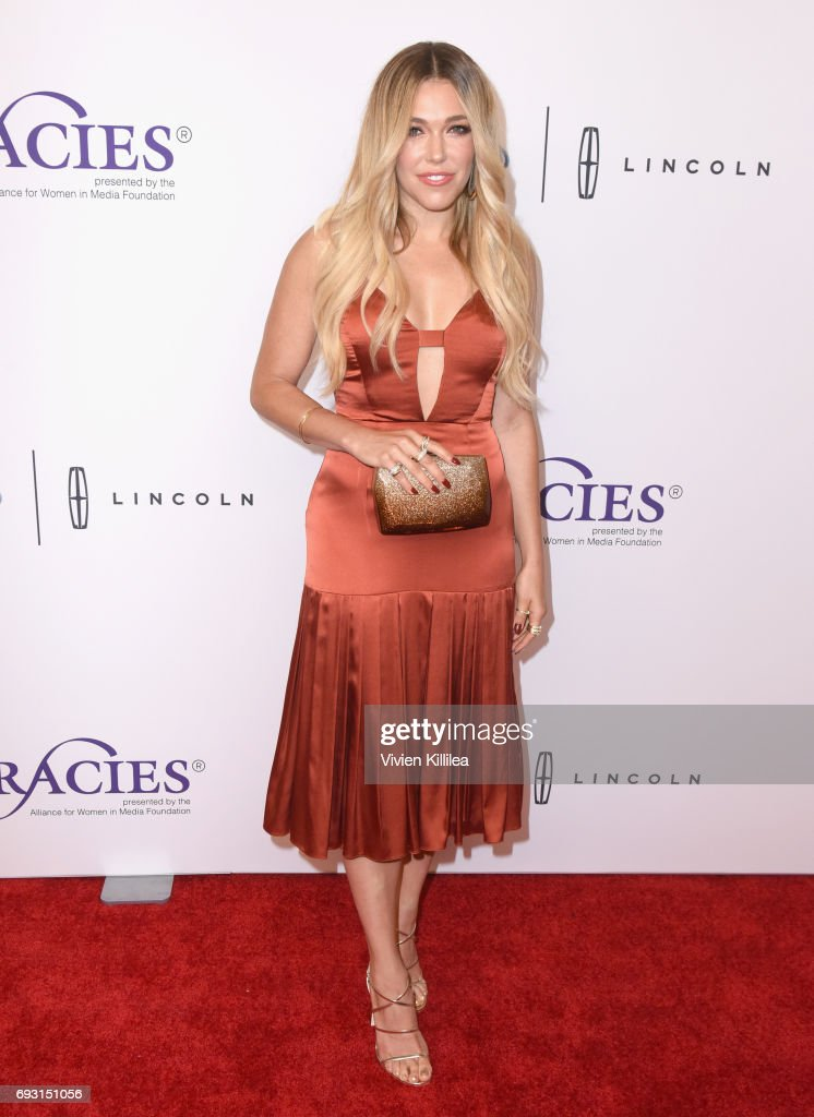 Singer-songwriter Rachel Platten attends the 42nd Annual Gracie Awards Gala, hosted by The Alliance for Women in Media at the Beverly Wilshire Hotel on June 6, 2017 in Beverly Hills, California.