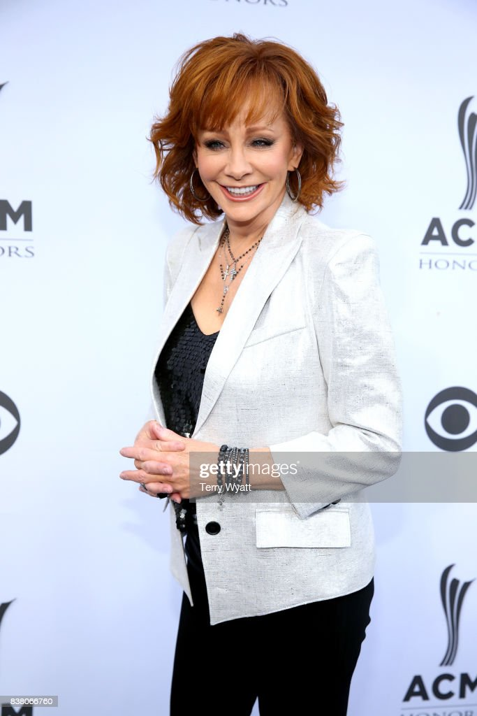 Singer-songwriter Reba McEntire attend the 11th Annual ACM Honors at the Ryman Auditorium on August 23, 2017 in Nashville, Tennessee.
