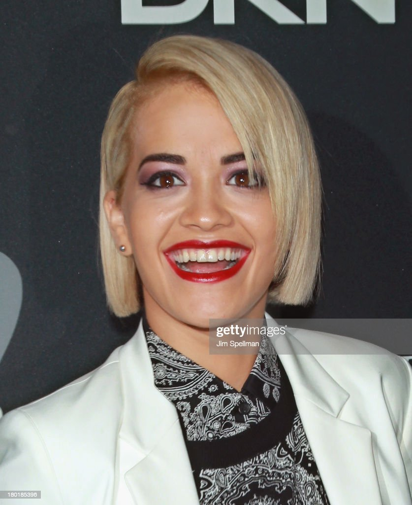 Singer/songwriter <a gi-track='captionPersonalityLinkClicked' href=/galleries/search?phrase=Rita+Ora&family=editorial&specificpeople=5686485 ng-click='$event.stopPropagation()'>Rita Ora</a> attends the #DKNY25 Birthday Bash at 23 Wall Street on September 9, 2013 in New York City.