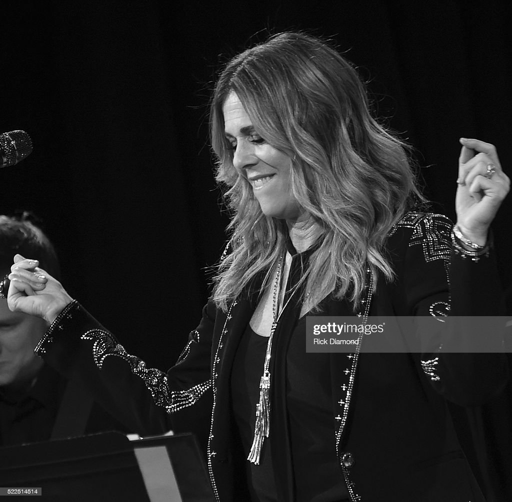 Singer Songwriter: Rita Wilson Performs At City Winery