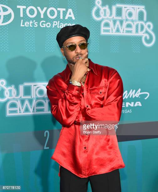 Singer/songwriter Ro James attends the 2017 Soul Train Music Awards at the Orleans Arena on November 5 2017 in Las Vegas Nevada