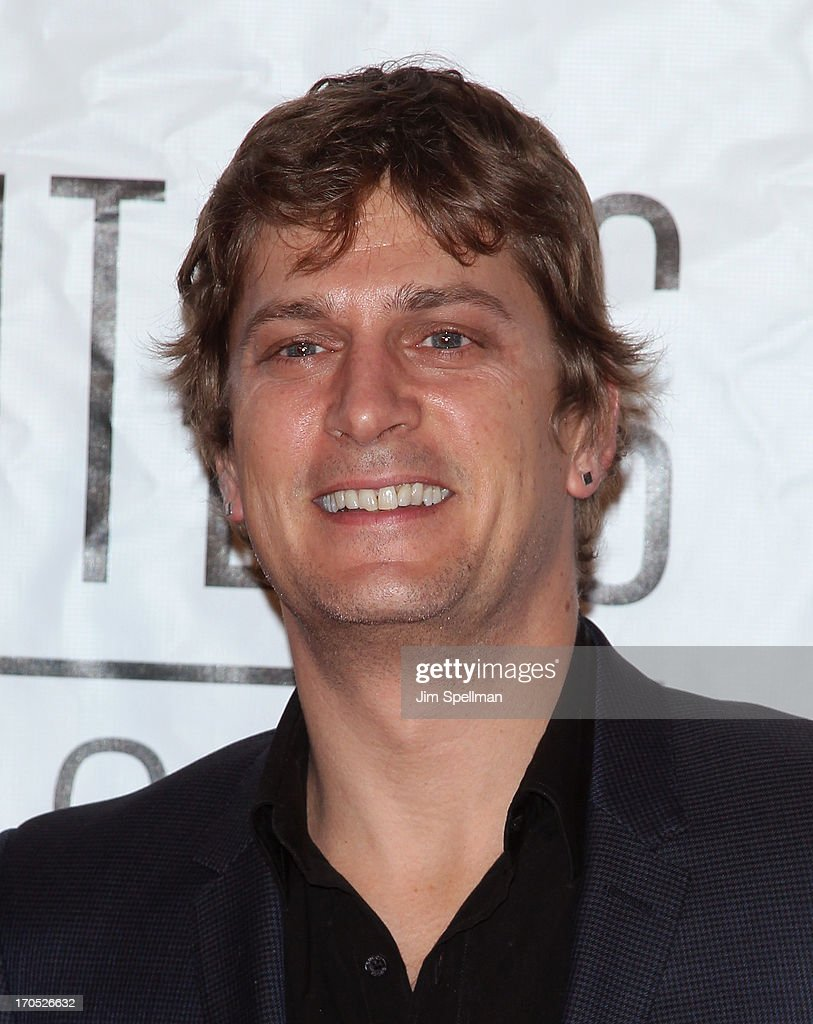 Singer/songwriter Rob Thomas attends the 2013 Songwriters Hall Of Fame Gala at Marriott Marquis Hotel on June 13, 2013 in New York City.