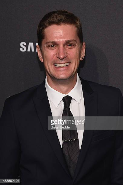 Singersongwriter Rob Thomas attends the Samsung Hope for Children Gala 2015 at Hammerstein Ballroom on September 17 2015 in New York City