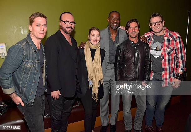 Singersongwriter Rob Thomas musician Desmond Child singer Suzanne Vega singersongwriter Brian McKnight songwriters Brett James and Kevin Kadish...