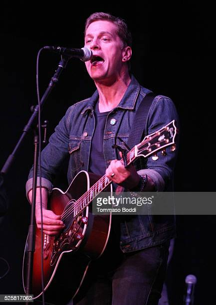 Singersongwriter Rob Thomas performs onstage during the 2016 ASCAP 'I Create Music' EXPO Center Stage on April 28 2016 in Los Angeles California
