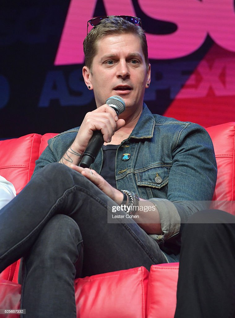 Singer-songwriter Rob Thomas speaks onstage during the 'We Create Music' panel presented by Billboard, part of the 2016 ASCAP 'I Create Music' EXPO on April 28, 2016 in Los Angeles, California.