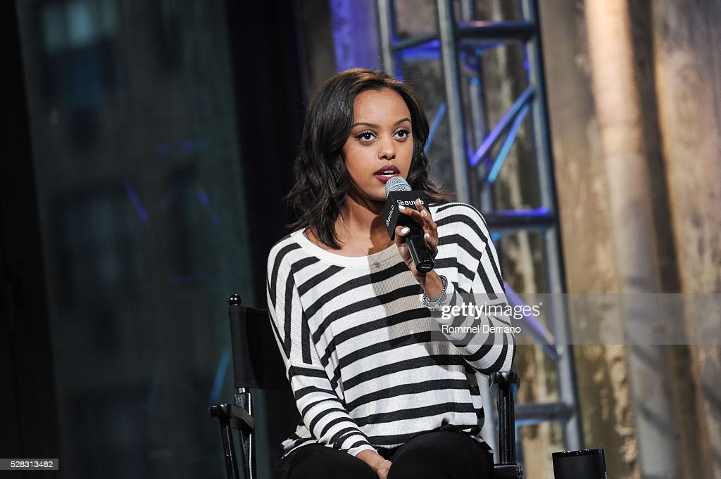 Singer/songwriter Ruth B. attends AOL Build Presents: 'The Intro' at AOL Studios In New York on May 4, 2016 in New York City.
