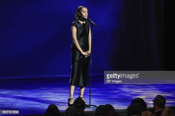SingerSongwriter Ruth B attends the Governor General's Awards 25th Anniversary Gala at National Arts Centre on June 29 2017 in Ottawa Canada