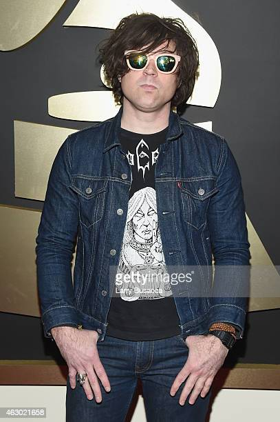 Singer/songwriter Ryan Adams attends The 57th Annual GRAMMY Awards at the STAPLES Center on February 8 2015 in Los Angeles California