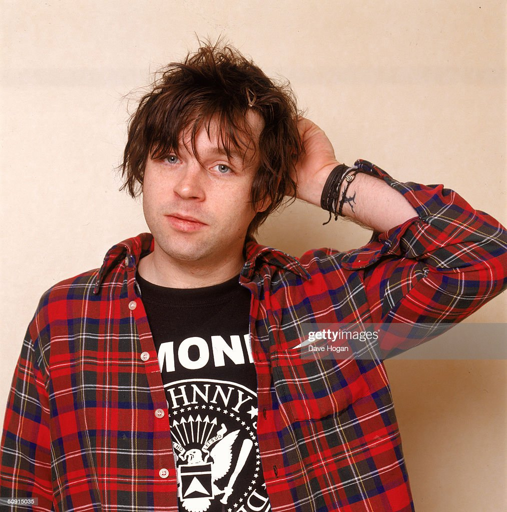 US singer-songwriter Ryan Adams, circa 2000.