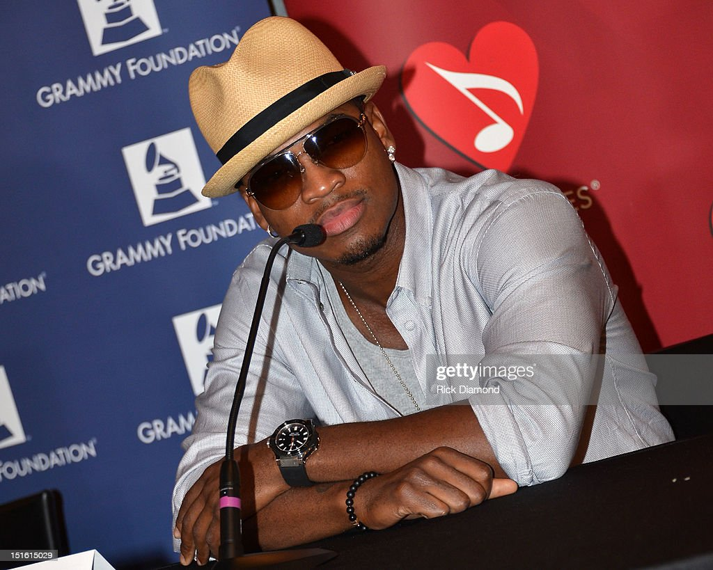 Singer/Songwriter Shaffer 'NE-YO' Smith attend GRAMMY GPS - A Road Map For Today's Music Pro at W Atlanta Buckhead on September 8, 2012 in Atlanta, Georgia.