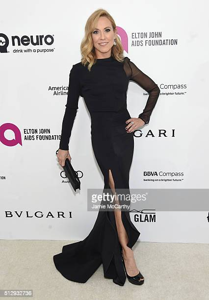 Singersongwriter Sheryl Crow attends the 24th Annual Elton John AIDS Foundation's Oscar Viewing Party at The City of West Hollywood Park on February...