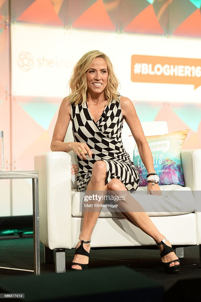 Singer-songwriter Sheryl Crow attends the #BlogHer16 Experts Among Us Conference at JW Marriott Los Angeles at L.A. LIVE on August 5, 2016 in Los Angeles, California.
